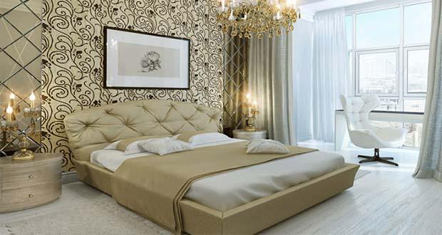 Фото качественного ремонта спальни