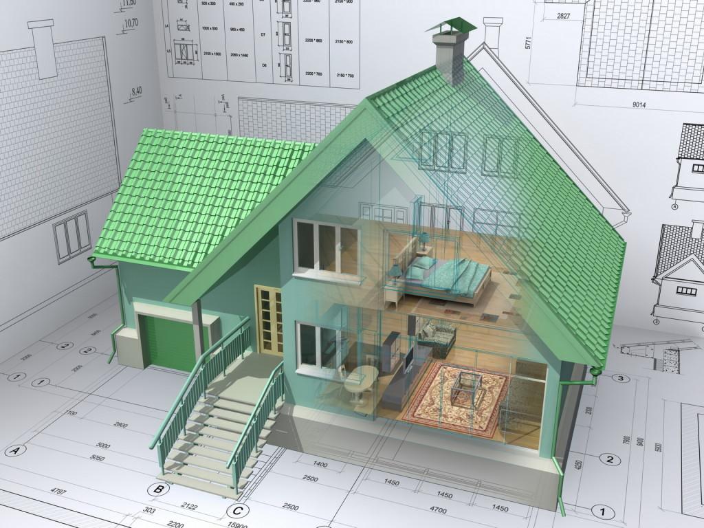 Энергосберегающий дом фото