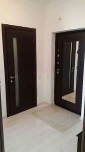 Ремонт 2-комнатной квартиры в Красногорске коридор