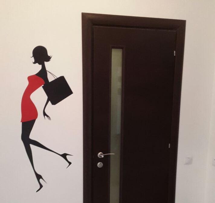 ремонт квартиры в красногорске 2-х комнатной фото входная дверь в коридоре