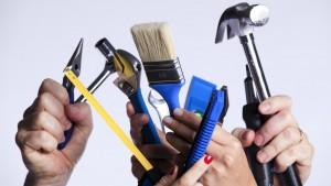 Фото инструмент для косметического ремонта