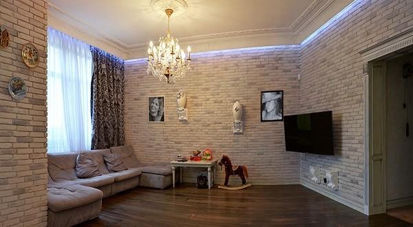 Ремонт квартир под ключ- rekvspbru