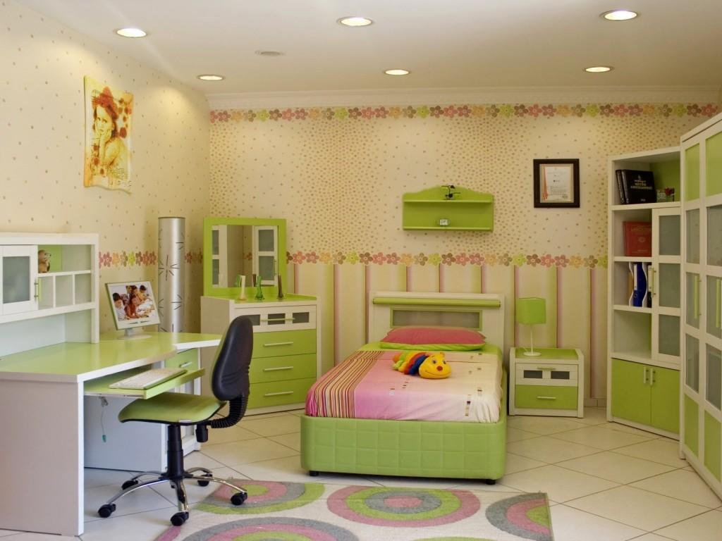 Детская комната выбор цветовых решений