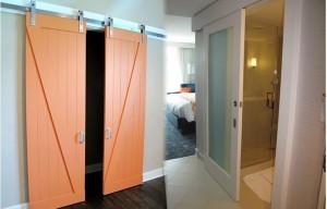 Двери межкомнатные раздвижные 2000x2100