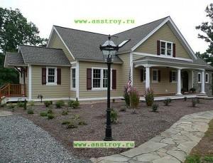 Каркасный дом строительная технология преимуществ