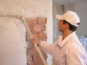 Штукатурные работы этап ремонта квартиры под ключ Москва