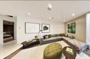 Дизайн комнаты для отдыха в доме