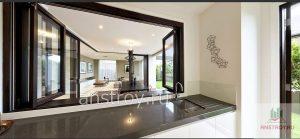 Дизайн проект интерьера дома вид
